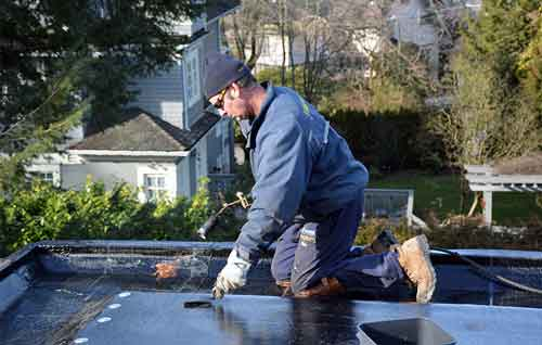 Magnum Roofing Ltd, Vancouver BC, Best Deal for Torch On